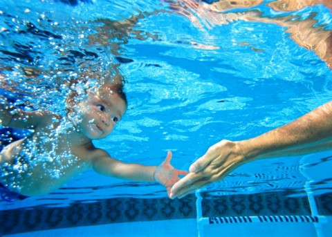Swim lesson plan parent and infant class swimming lessons ideas for Primary games swimming pool sid