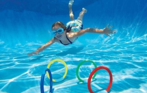 Swimming Lessons Game – Ring Retrieval