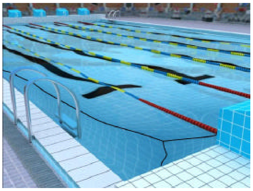 Swimming Game – Spider