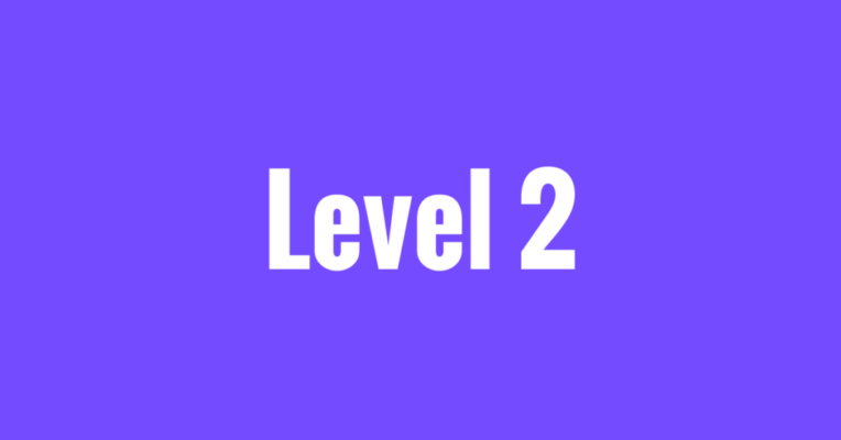 Level 2 Feature