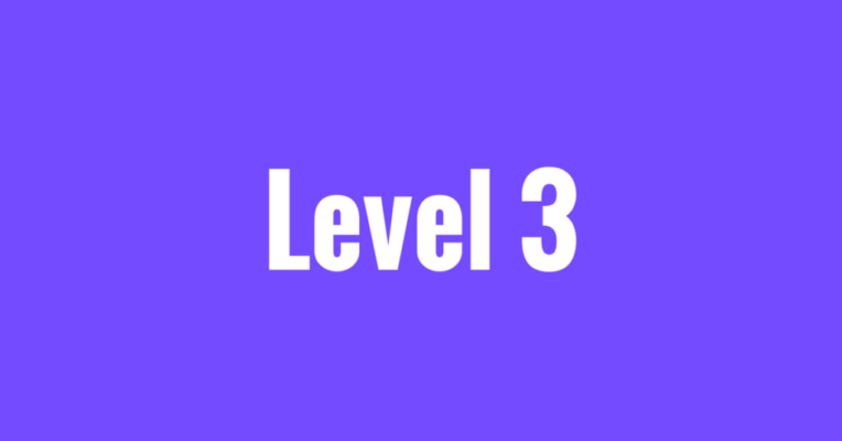 Level 3 feature