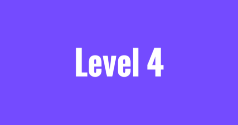 Level 4 feature