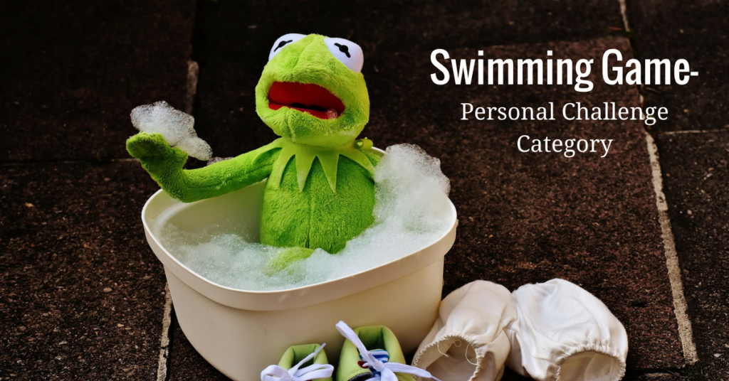 Swimming Game – Personal Challenge
