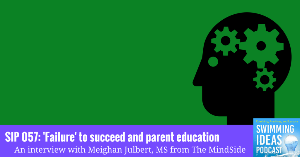 SIP 057: 'Failure' to succeed and parent education