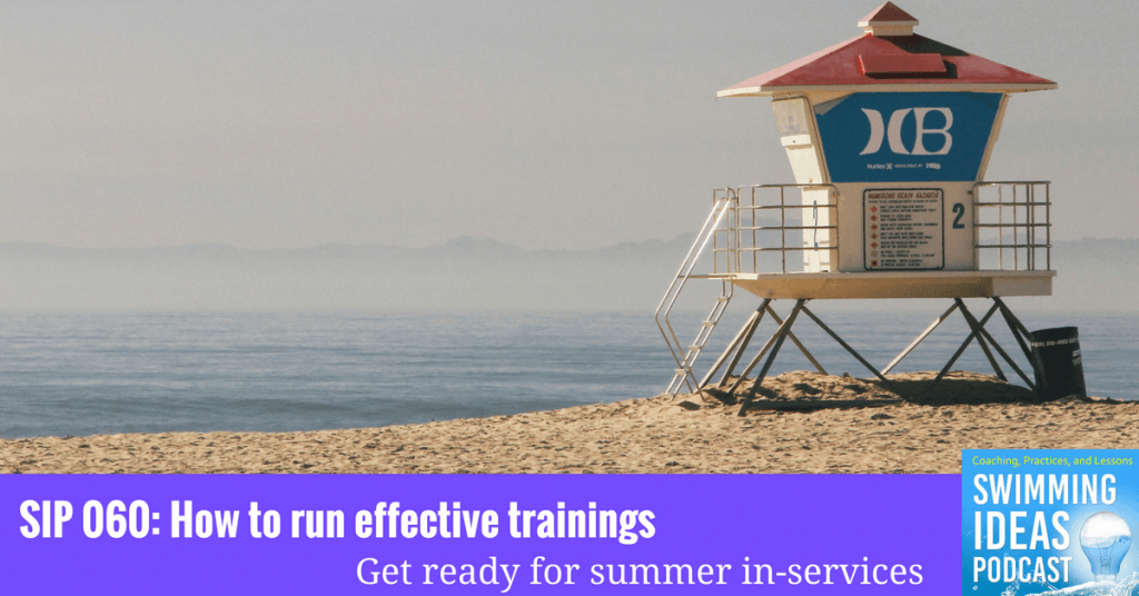 SIP 060: How to run effective trainings