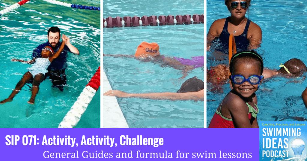 SIP 071: Activity, Activity, Challenge