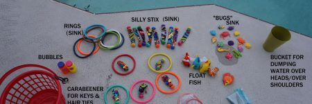Small toys in basket swimming 900