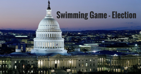 Swimming Game - Election