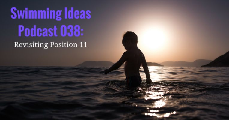 Swimming Ideas Podcast 039 cover
