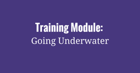 Training Module- Going Underwater