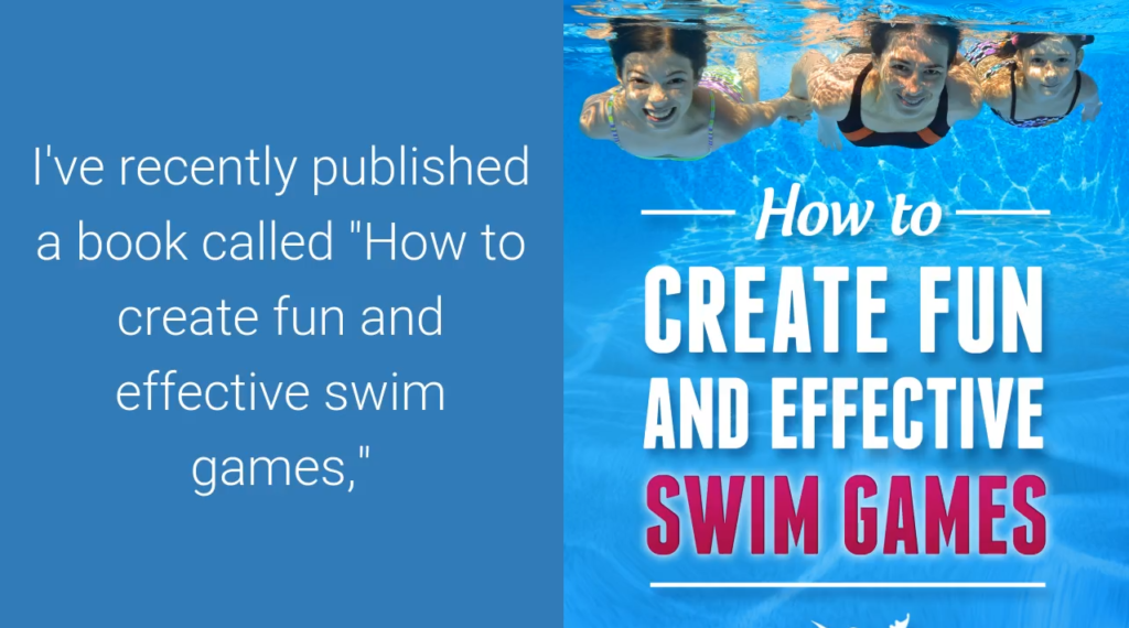 Create Fun and Effective Swim Games – Tutorial
